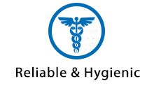 Reliable & Hygienic